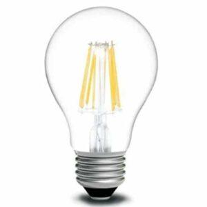 LED filament E27 6Watt dimbaar A19