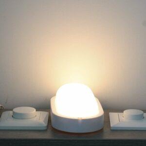 LED plafonniere 8Watt ovaal IP54 220Volt