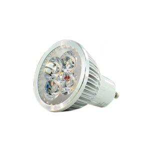 LED lamp GU10 4Watt dimbaar