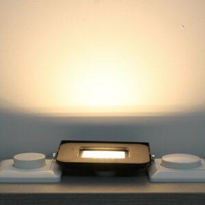 LED breedstraler 10Watt Warm Wit