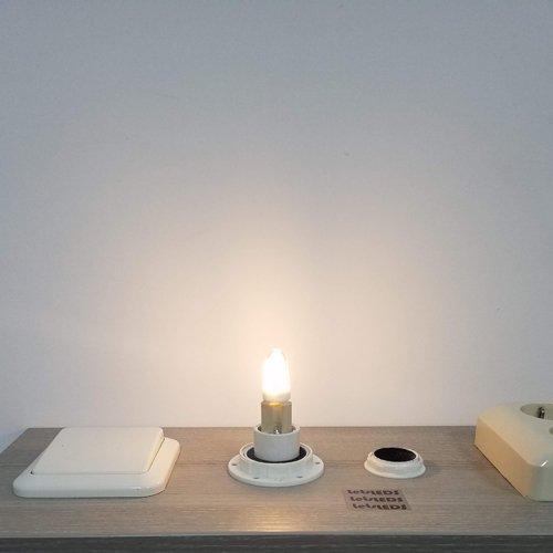 LED filament lamp G9 2Watt kort dimbaar