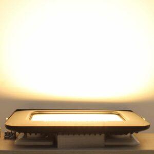 LED breedstraler 100Watt Warm Wit
