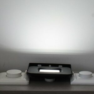 LED breedstraler 10Watt helder daglicht