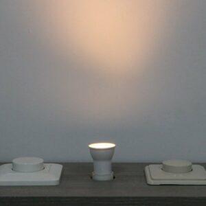 LED lamp mini GU10 (MR11) 3,6Watt dimbaar