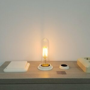 LED filament E27 4Watt dimbaar ST kort