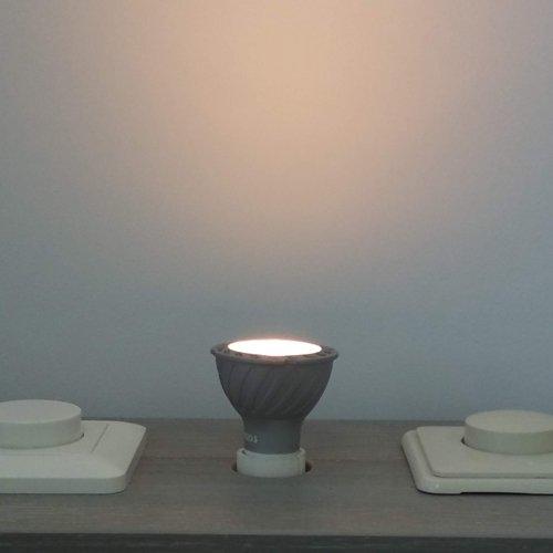 LED lamp GU10 7Watt dimbaar