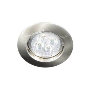 LED spot GU10 4Watt rond dimbaar