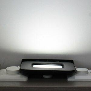LED breedstraler 20Watt helder daglicht