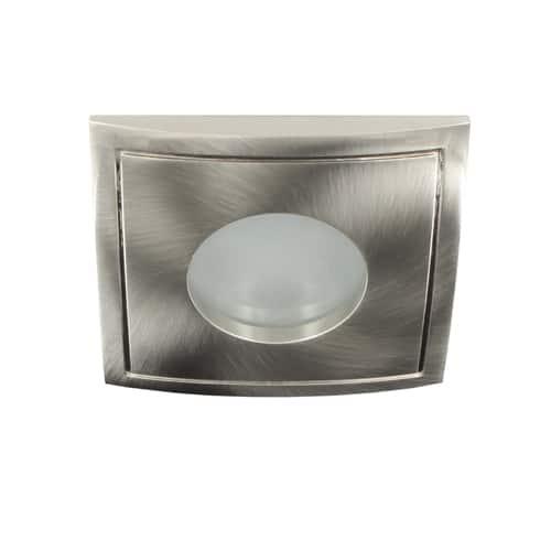 LED spot Calisto GU10 COB 3Watt vierkant IP65 dimbaar