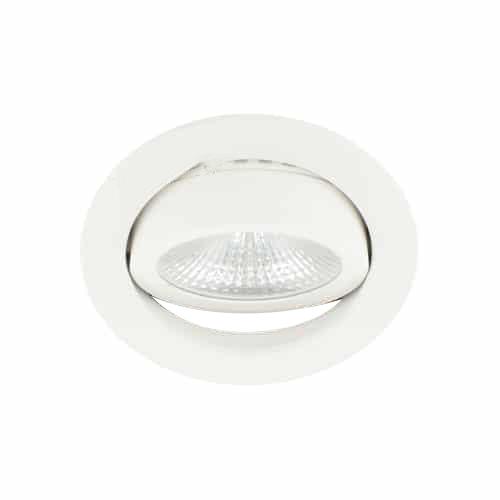 LED spot kantelbaar 5Watt rond WIT dimbaar-D-3