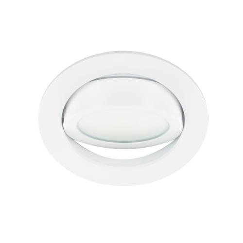 LED spot kantelbaar 5Watt rond WIT dimbaar-D3-3