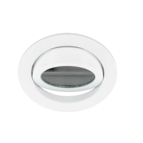 LED spot kantelbaar 5Watt rond WIT dimbaar-D5-3