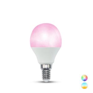 Novo E14 SMART LED lamp 5,5Watt dimbaar RGBW