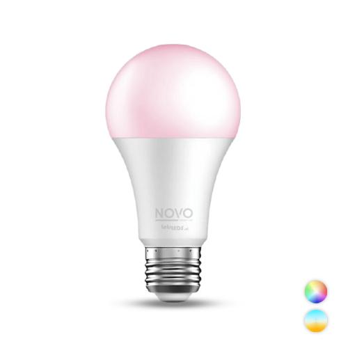 Novo E27 SMART LED lamp 9Watt dimbaar V3