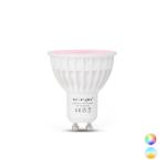 Smart LED lamp RGBW GU10 4Watt dimbaar V3