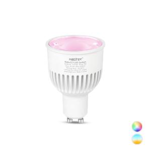 Smart LED lamp RGBW GU10 6Watt dimbaar V3