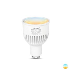 Smart LED lamp WWCW GU10 6Watt dimbaar V3