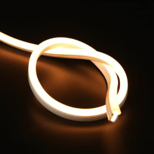 LED neon flex 220V warm wit IP67 dimbaar per-meter plug & play