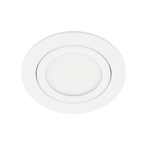 Hue LED spot Mondo kantelbaar 8Watt rond WIT IP65 dimbaar - 1